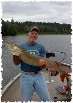 Fishing Norway Hills Resort Park Rapids Minnesota